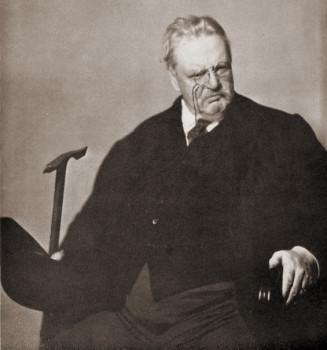Г. К. Честертон, 1935 г.