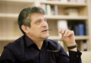 Директор Литературного музея Дмитрий Бак