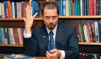 Доктор исторических наук, профессор РГГУ Михаил Бабкин