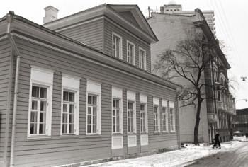 Мемориальный дом Лермонтова
