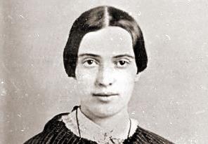 Эмили Дикинсон (10 декабря 1830 — 15 мая 1886)