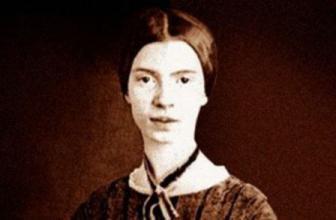 Эмили Дикинсон (10 декабря 1830 - 15 мая 1886)