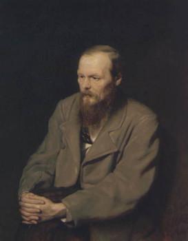 Ф.М.Достоевский. Художник В.Перов, 1872 г.