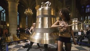 Femen во Франции