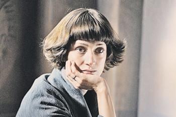 Виктория Исакова в роли Марины Цветаевой