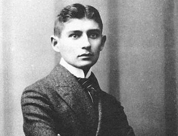 Франц Кафка, 1906 год