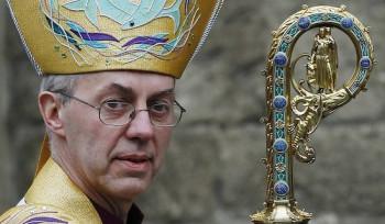 Глава Англиканской церкви Джастин Уэлби
