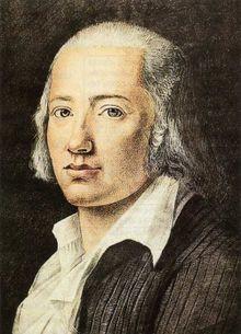 Фридрих Гёльдерлин (1770—1843)