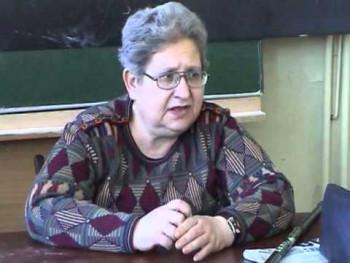 Софья Залмановна Агранович (1944 – 2005)