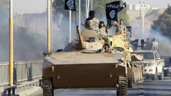 ИГИЛ контролирует значительную часть севера Сирии