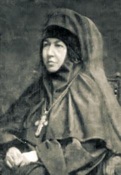 Игумения Арсения Себрякова