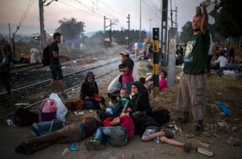 Иммигранты в Греции