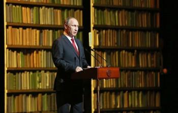 Владимир Путин. Фото: Константин Завражин/РГ