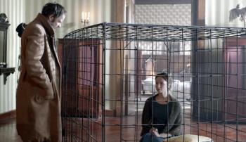 Кадр из фильма «Клетка»