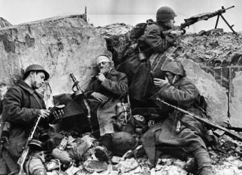 Лепель был оккупирован немецко-фашистскими захватчиками