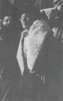 Марина Цветаева. Голицыне, зима 1940 г.