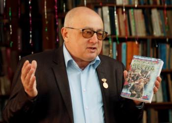 Марк Агатов презентует книгу «Крымская весна»