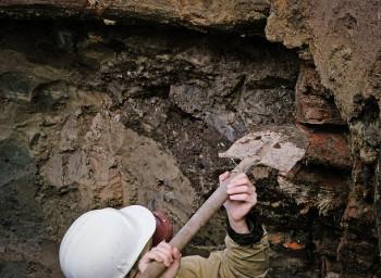 Найденный в Омске фундамент «Мёртвого дома» Достоевского