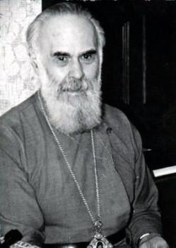 Митрополит Антоний (Блум). Москва 1988 г.