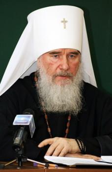 Председатель Издательского совета митрополит Климент