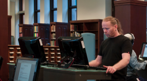 Национальная библиотека Норвегии