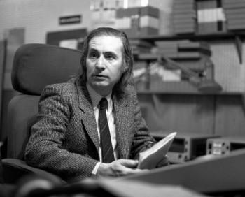 Альфред Шнитке. 1989 год. Фото ТАСС