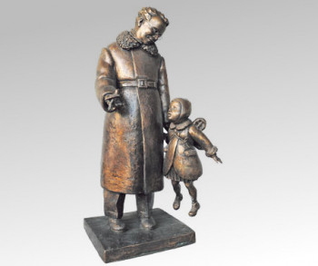 Проект Воронежского памятника Маршаку
