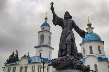 Памятник священнику Василию Васильковскому