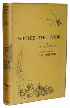 Первое издание «Винни Пуха», 1926 г.
