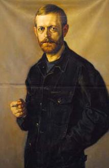 Поэт Николай Мельников