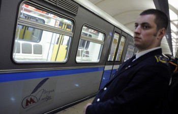 Поэзия в метро