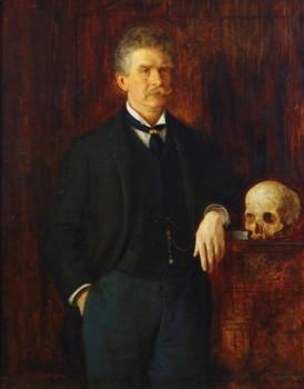 Амброз Бирс. Портрет 1892 года