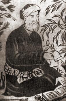 Портрет Джами кисти Кемаледдина Бехзада, XV век.