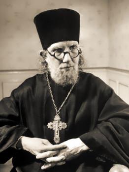 Протоиерей Георгий Флоровский