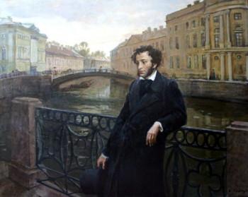 Пушкин на Мойке