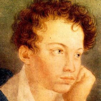 Пушкин в юности