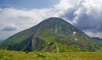 Карпаты. Гора Русская