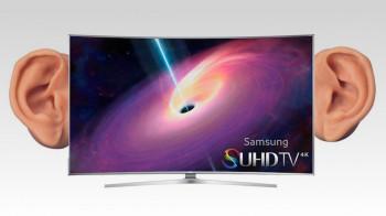 Телевизор Samsung подслушивает ваши разговоры