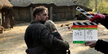 Съемки фильма «Волынь»