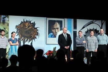 Владимир Путин на вечере памяти Василия Шукшина