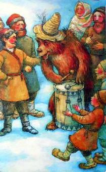 Иллюстрация к рассказу «Зверь»