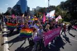 Гей-парад в Белграде