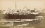 Троице-Сергиевская Лавра. Открытка 1890 года