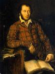 Пушкин. Портрет работы К.П. Мазера, 1839