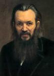 Иван Николаевич — Портрет Алексея Сергеевича Суворина. Фрагмент