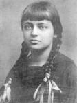 Ариадна Эфрон. 1926 г.