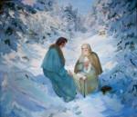 Беседа преподобного Серафима Саровского с Н.А. Мотовиловым