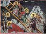 Богородица лестница Иакова, икона