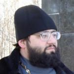 Священник Олег Булычев