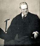Честертон, фото 1935 г.